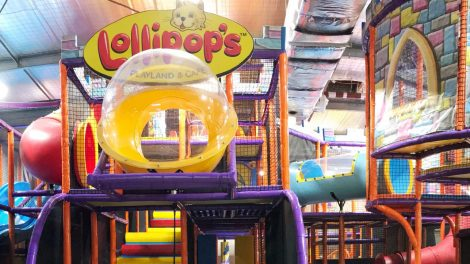 Lollipops Playland And Cafe Knox