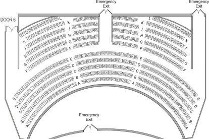 Her Majestys Theatre Seating Plan Grand Circle