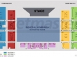 festival hall seating plan