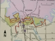 Echuca Map