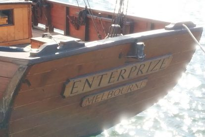 Enterprize ship 08