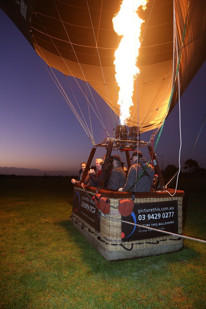 Melbourne Hot Air Ballooning 01
