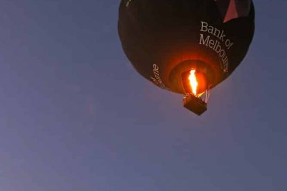 Melbourne Hot Air Ballooning 02