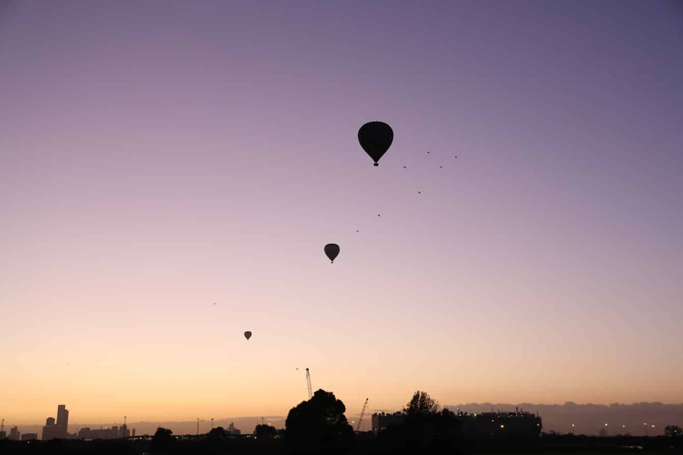 Melbourne Hot Air Ballooning 03