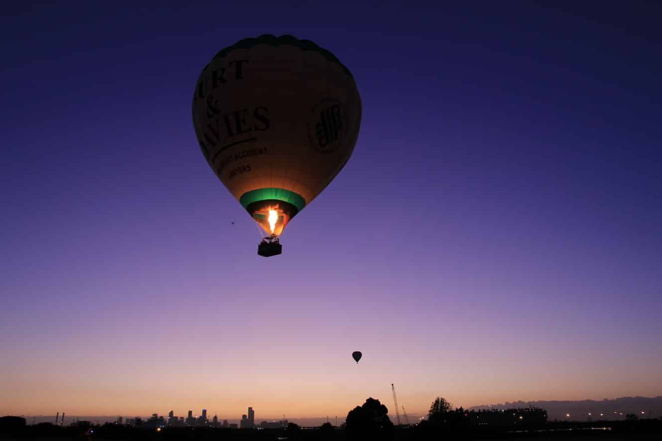 Melbourne Hot Air Ballooning 06