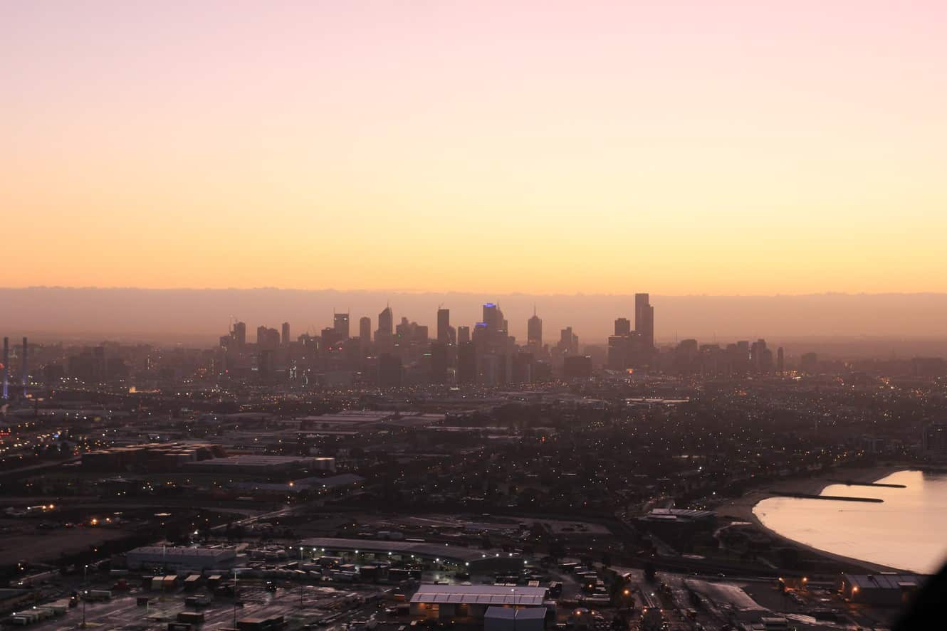 Melbourne Hot Air Ballooning 10