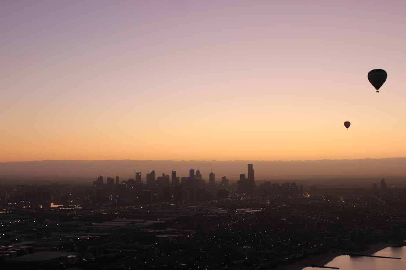 Melbourne Hot Air Ballooning 12