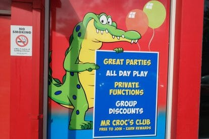 Crocs Playcentre Knox 02