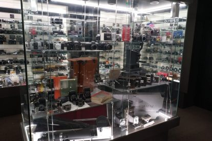 michaels World-Famous Camera Museum 11
