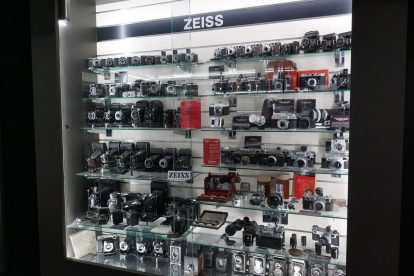 michaels World-Famous Camera Museum