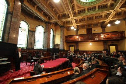 Melbourne Town Hall 02