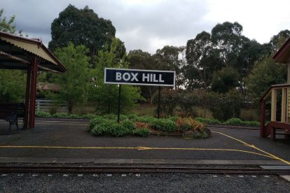 Box Hill Miniature Steam Railway 04