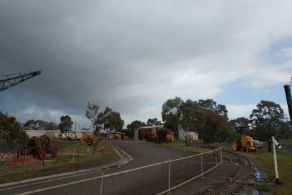 Melbourne Steam Traction Engine Club 1