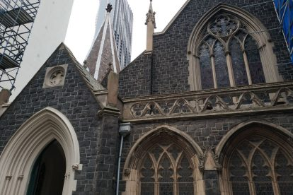 Wesley Church Melbourne 05