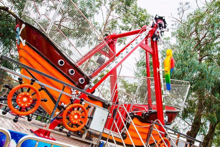 how to get to melbourne zoo public transport