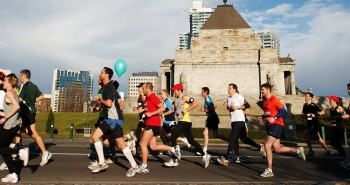 The Age Run Melbourne