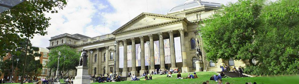 State Library of Victoria - Opening Hours & Map, Melbourne