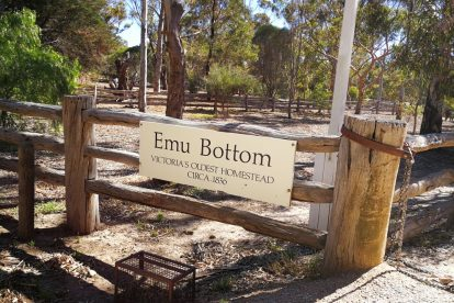 Emu Bottom Homestead 1