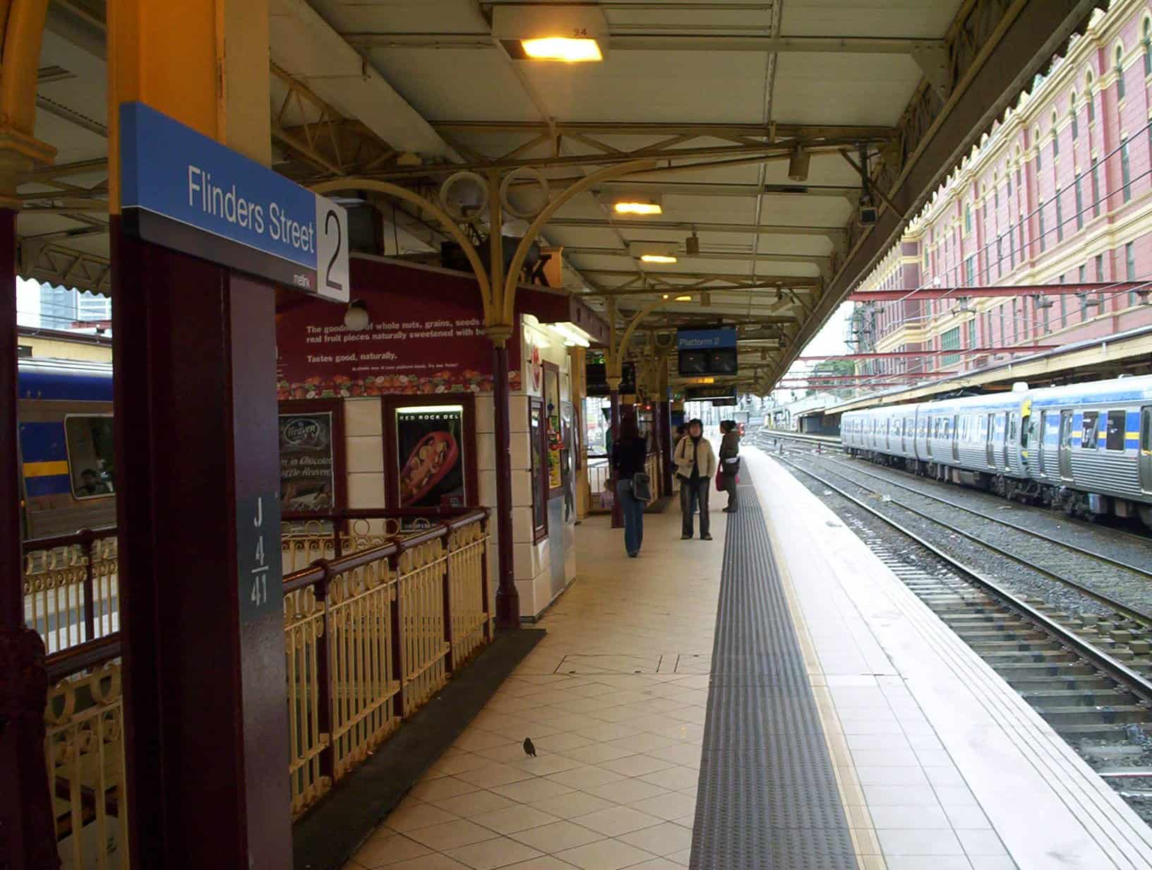 flinders street station melbourne train timetable. Black Bedroom Furniture Sets. Home Design Ideas