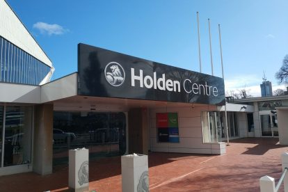 Holden Centre 11