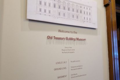 The Old Treasury Building 07