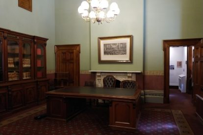 The Old Treasury Building 12