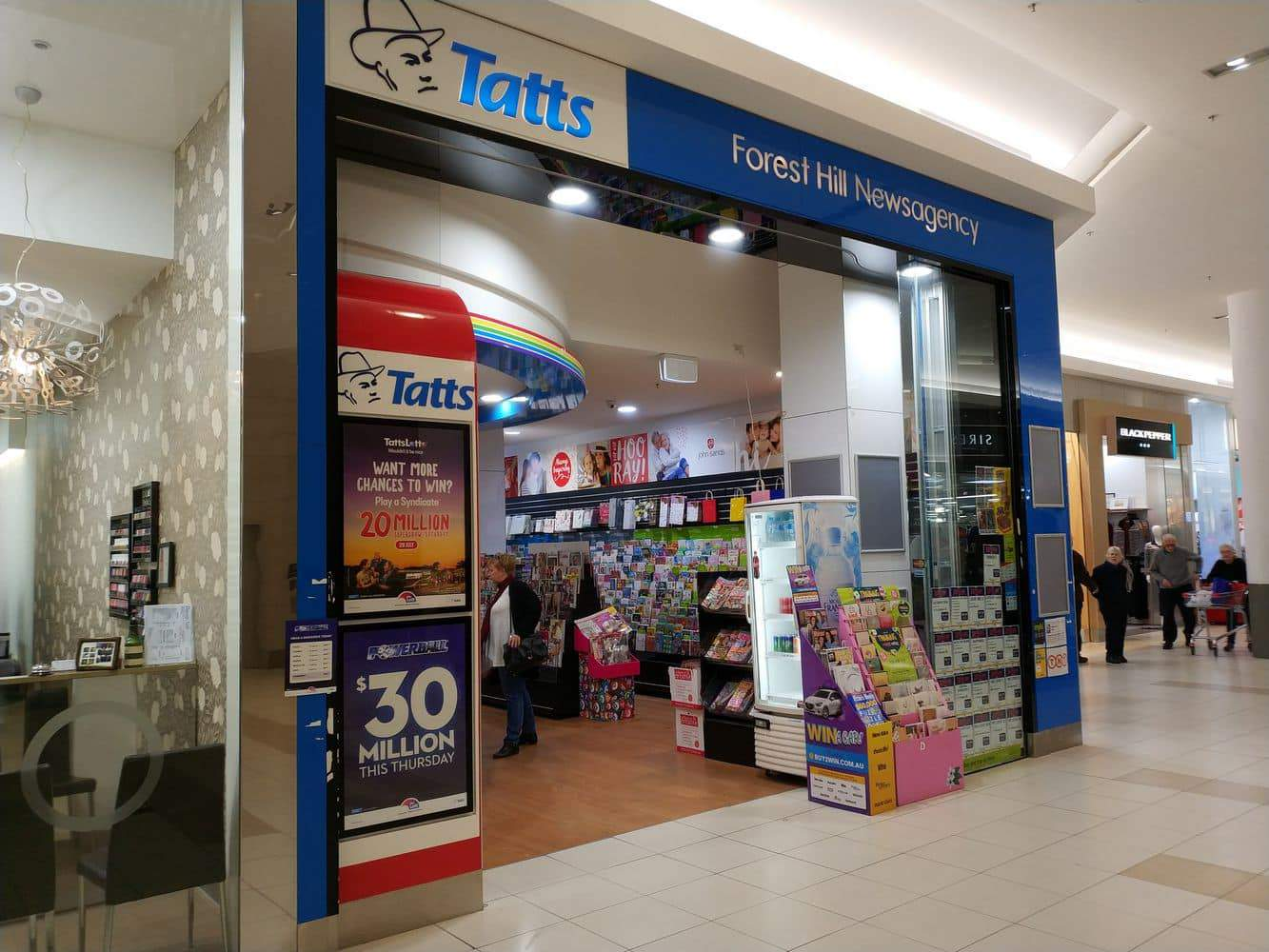forest hill chasing shopping centre 08