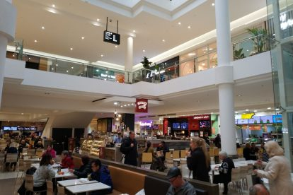 forest hill chasing shopping centre 14