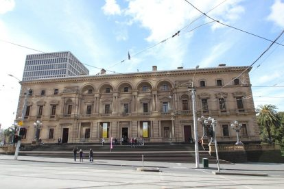 The Old Treasury Building 01