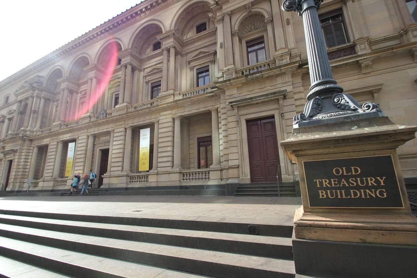 The Old Treasury Building 02