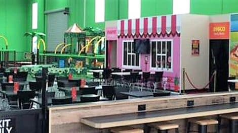 Croc's Playcentre Epping