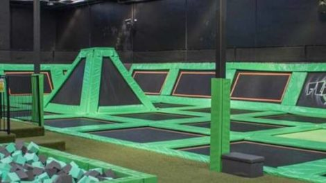 Flipout Trampoline Arena