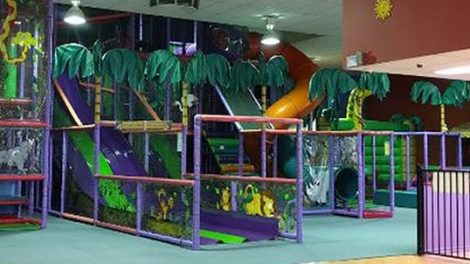 The Jungle Children's Indoor Playcentre And Cafe