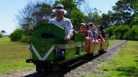 Portarlington Miniature Railway