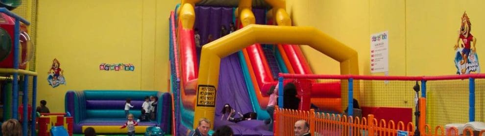 Rumbles Indoor Playcentre & Cafe