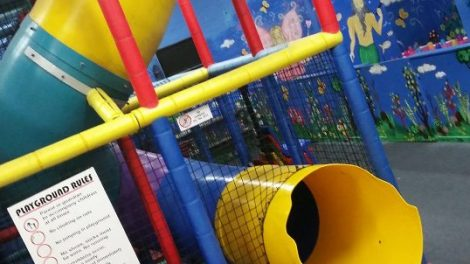 Tickity Boo Indoor Play Cafe