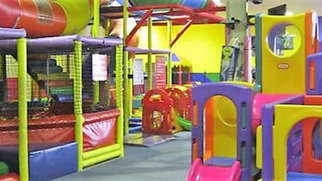 Wriggle It Indoor Play Cafe