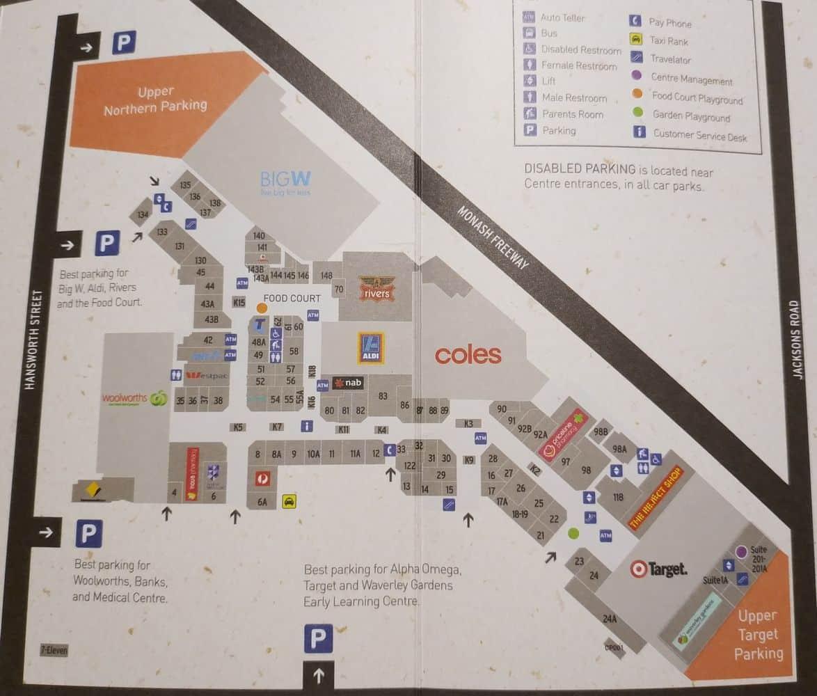 Waverley Gardens Shopping Centre 16
