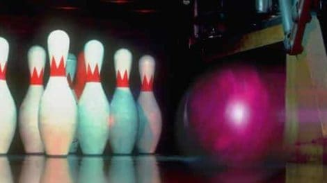 Kingpin Bowling Crown