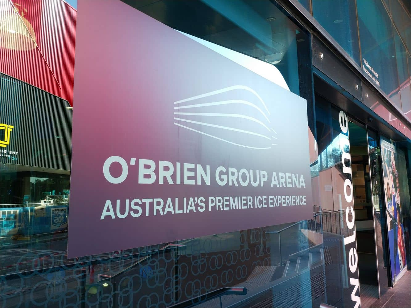 O'Brien Group Arena 19