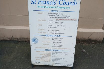 St Francis Church 10