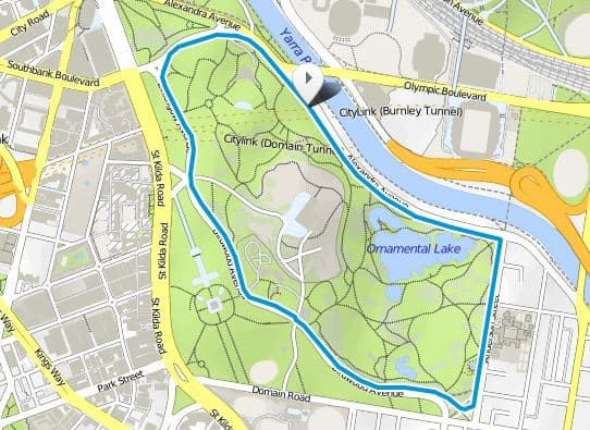 If Driving Your Car, There Are Plenty Of Metered Car Parking Spaces Around  The Royal Botanic Gardens.