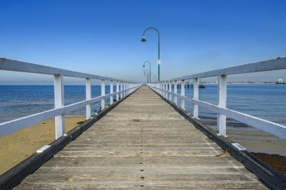 Port Melbourne Beach 01