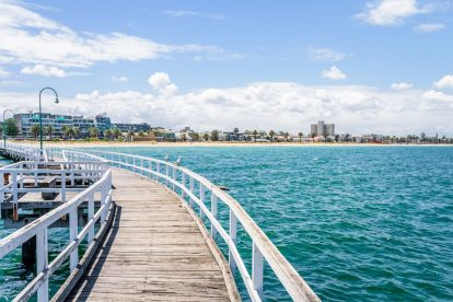 Port Melbourne Beach 04