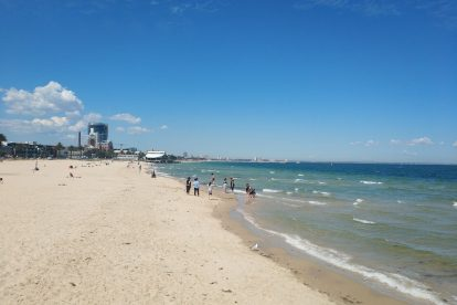 Port Melbourne Beach-12