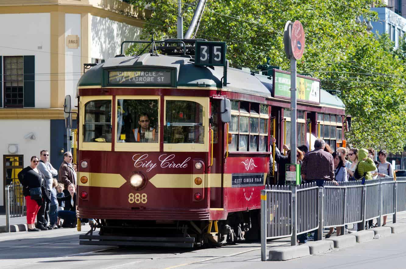 city circle tram 03