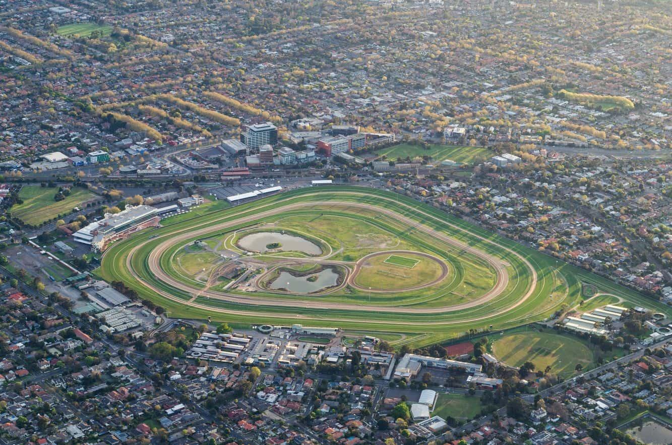 Racecourse Caulfield