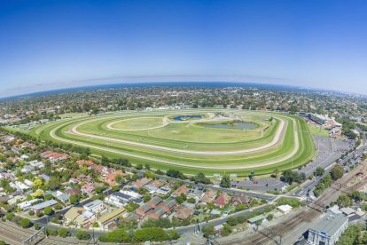 Caulfield Racecourse 02