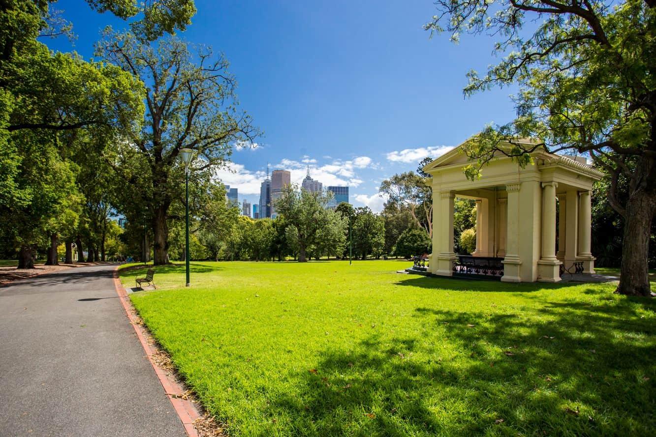 Fitzroy Gardens 05