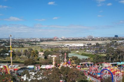 Flemington Racecourse 05